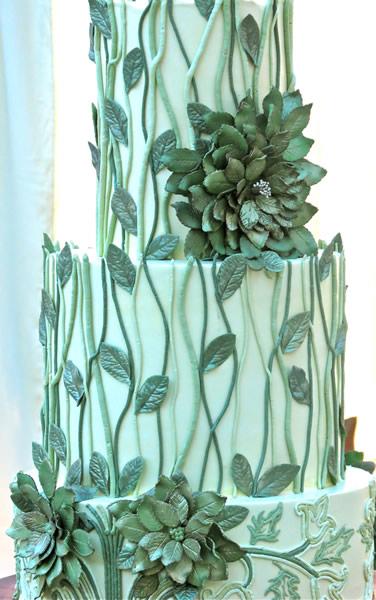 Wedding Cakes By Jim Smeal